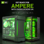 Get ready for Ampere with Overclockers UK: Prebuilt gaming PC