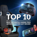 Top 10 Most influential gaming tech advances of the last decade