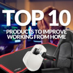 Overclockers Top 10 products to improve your working from home experience and make you more productive.