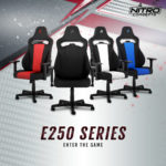 Nitro Concepts – New Vibrantly Colourful Gaming Chairs