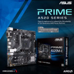 AMD releases A520 chipset: Perfect for Budget Ryzen builds