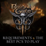 Baldur's Gate 3 official requirements and the Best PC's to play