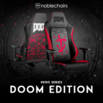 The noblechairs DOOM HERO Special Edition
