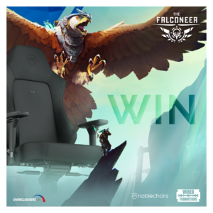 The Falconeer Game has partnered with Overclockers UK so you can win big!