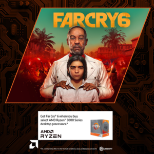 Far Cry 6: Get the Standard edition FREE with AMD