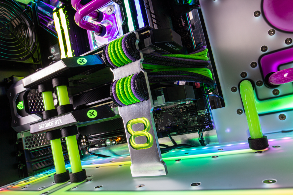 8Pack green PC