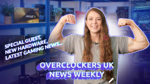 Read and watch this weeks episode of Overclockers newsweekly: 20/11/20