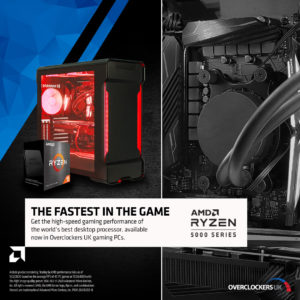 Incredible Ryzen 5000 prebuilt PCs now available