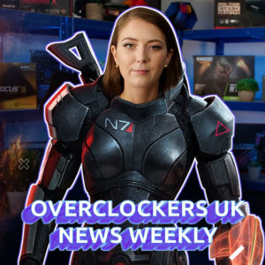Read and watch this weeks episode of Overclockers newsweekly: 13/11/2020
