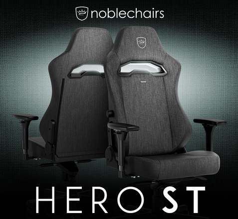 An all new HERO from noblechairs