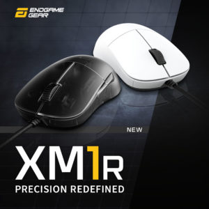 The XM1R Gaming Mouse improves on a great design