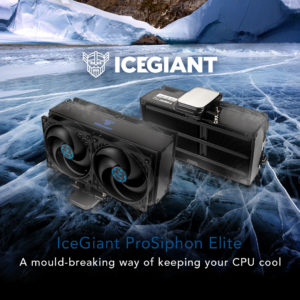IceGaint ProSphion Elite – cold as Ice