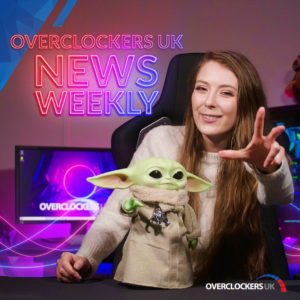 Read and Watch the latest Overclockers News Weekly: 8/1/21