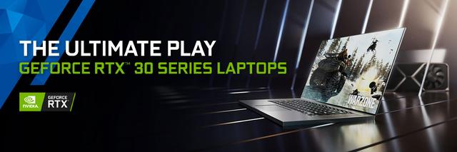 RTX 30 series laptops