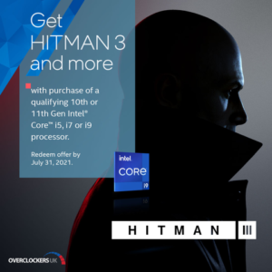 Hitman III: Get the game and more completely FREE with Intel